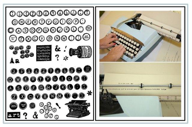 typewriterboard
