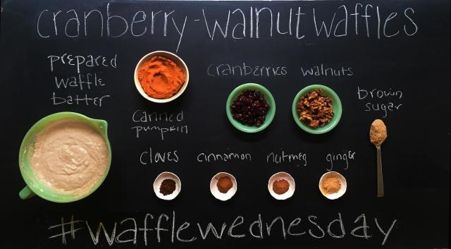 CranberryWalnutWaffle1